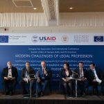 DELEGATION OF ADVOCATES PARTICIPATES IN CONFERENCE IN   GEORGIA