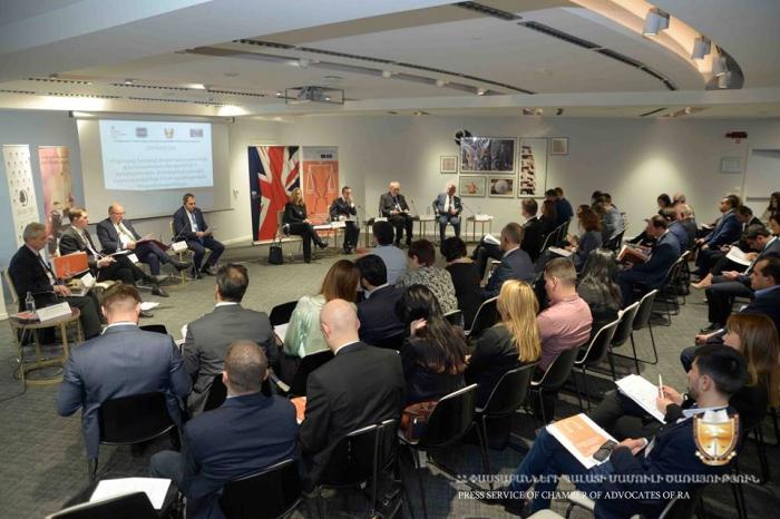 Եվրոպացի փաստաբանները հայ գործընկերների հետ քննարկել են փաստաբանական համայնքի խնդիրները (ՀԱՅԼՈՒՐ լրատվական)(տեսանյութ)