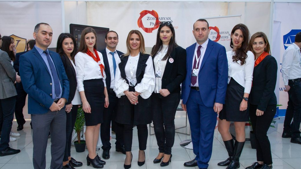 ZOHRABYAN & PARTNERS LAW GROUP PARTICIPATED IN ARMLEGALEXPO 2019/VIDEO